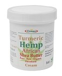 Turmeric & Hemp African Shea Butter Small Cream