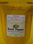 Turmeric & Black Pepper Mix (8oz)