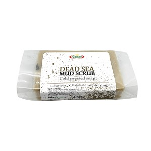 Dead Sea Mud Scrub-Cold Pressed Soap