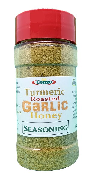 Turmeric Roasted Garlic Seasoning (2oz)