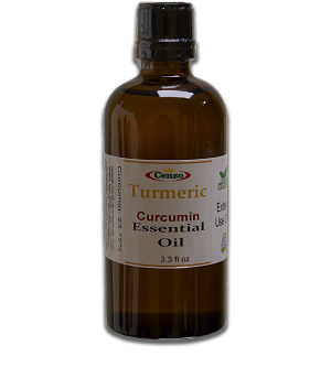 3.3 oz - Turmeric Root Essential oil (100ml)