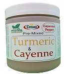 Turmeric & Cayenne Mix (8oz)