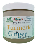 Turmeric Ginger Powder Mix